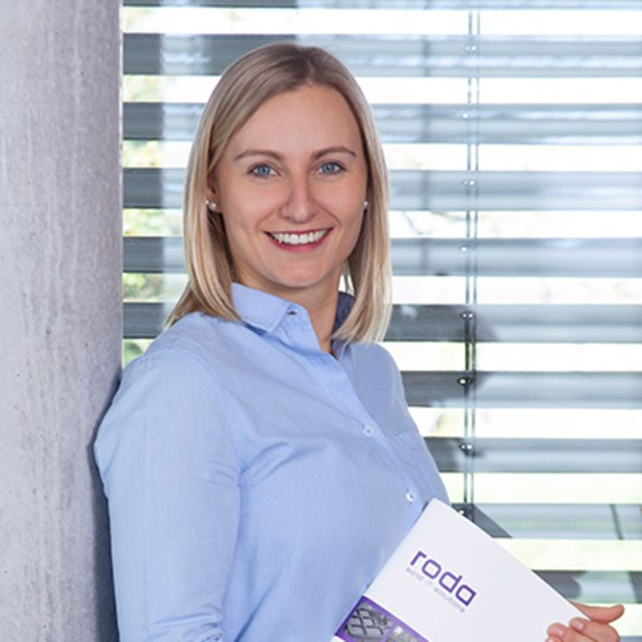 roda computer GmbH - Laura Bertsch - HR & Marketing