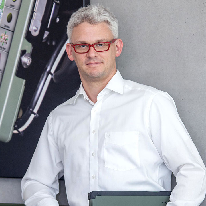 [Translate to Englisch:] roda computer GmbH - Florian Aschmoneit - Senior Field Application Engineer